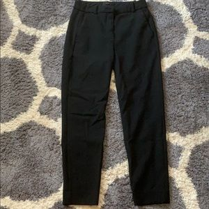 Jcrew Cameron high rise trousers size 2